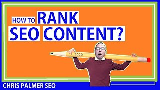 SEO Writing: How to Write SEO Content 2020
