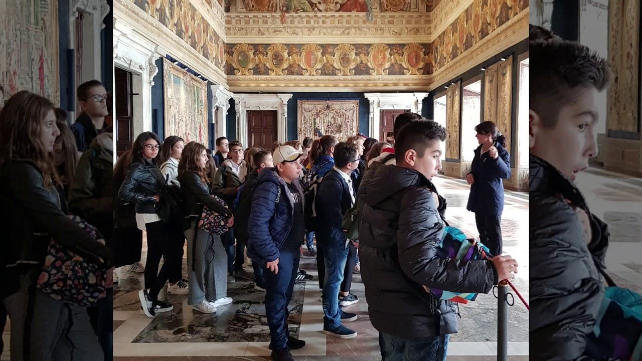 """22 / 24 ottobre 2018 - Viaggio di Istruzione a Roma  - Classi 2^ B e 2^ C - S.S.""""De Coubertin"""""""