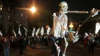 REVIVAL! 2013 NYC Village Halloween Parade