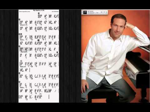 My Destiny Jim Brickman Chords At MyPartitur