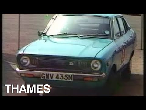 The rise of foreign cars   Common Market   Vintage cars   Drive In   1974