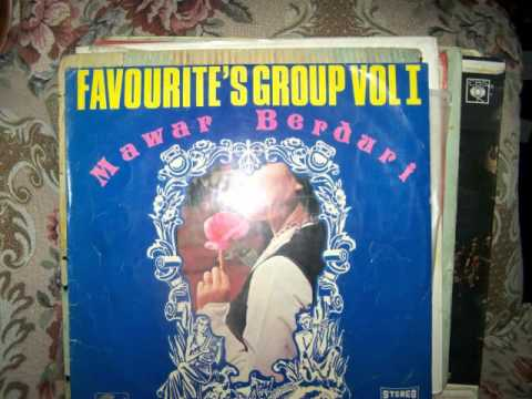 Favourite's Group - Angin Malam (A. Rijanto)