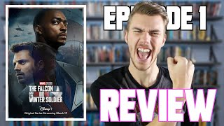 Falcon and Winter Soldier - Review - Episode 1 [NON-SPOILER]