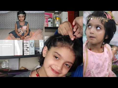 how-i-do-my-daughter-hair-styles-fo-her-scool-events-|-natasha-waqas