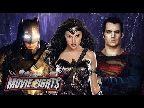 Best Moment in the Batman v Superman Trailer? - Movie Fights!
