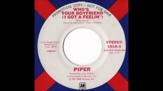 Piper - Who