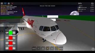 ROBLOX || Fly PL Flight FPL109 || A320 || SP-RWB || First Officer Perspective