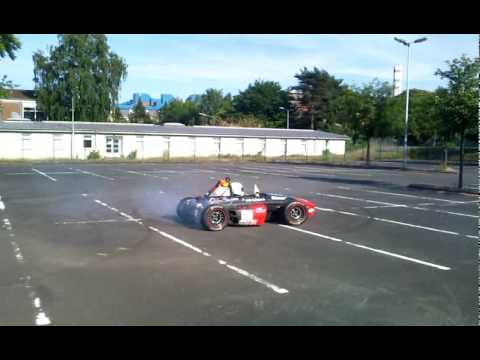 Ignition Racing Team - IR 09 - Black Phoenix - Burnouts