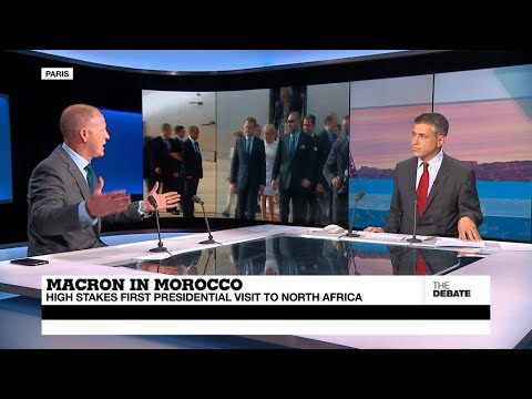 Macron in Morocco: High-stakes first presidential visit to North Africa (part 1)