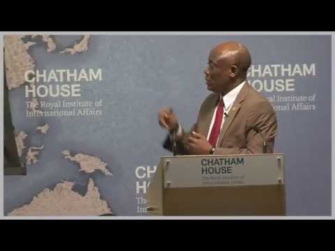 FINANCE MINISTER CHATHAM HOUSE PRESENTATION 2015