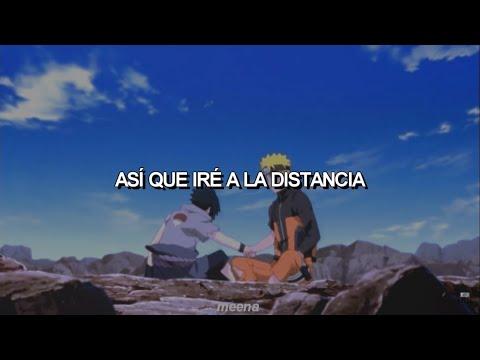 Distance. OP.2 | Subtitulado Al Español. | Naruto Shippuden