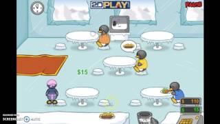 Juegos Random - Nueva Seccion - #1 Penguin Diner - :P