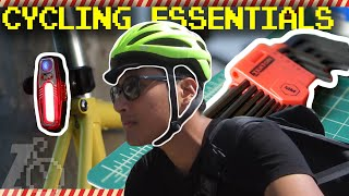 Must Have Cycling Accessories for Beginners