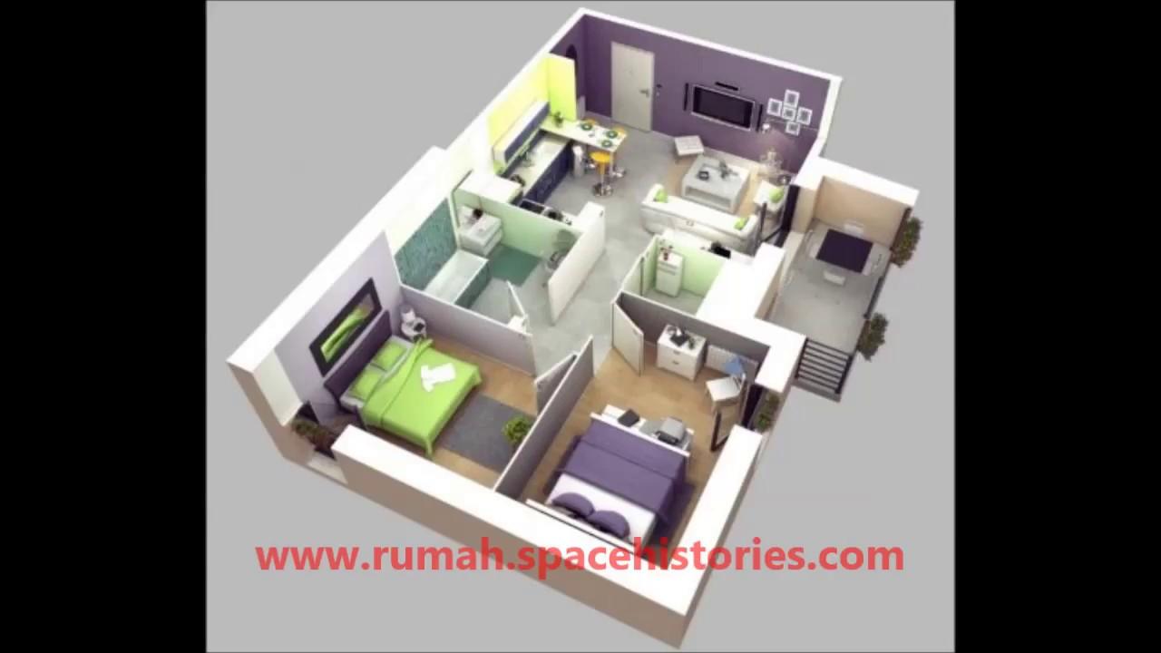 84 Gambar Rumah Minimalis Modern Type 60 Gratis