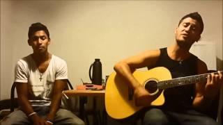 Enrique Iglesias - El Perdedor ft. Marco Antonio Solis (cover Hugo Teruel y Santiago Oviedo)