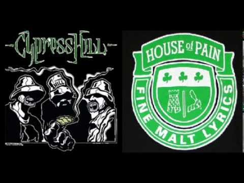 House Of Pain vs Cypress Hill  Jump Around In The Brain Dayka Hill MashUp Uno