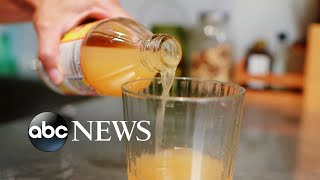 Debunking the health myths surrounding apple cider vinegar