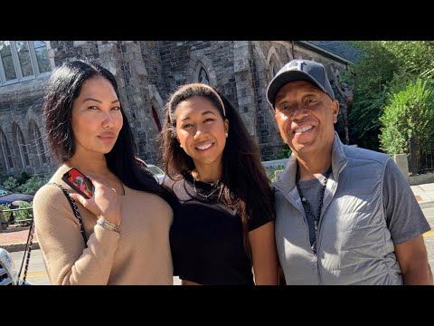 Russell And Kimora Lee Simmons Move Daughter Into Harvard