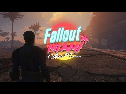 Fallout: Miami - Official Teaser Trailer