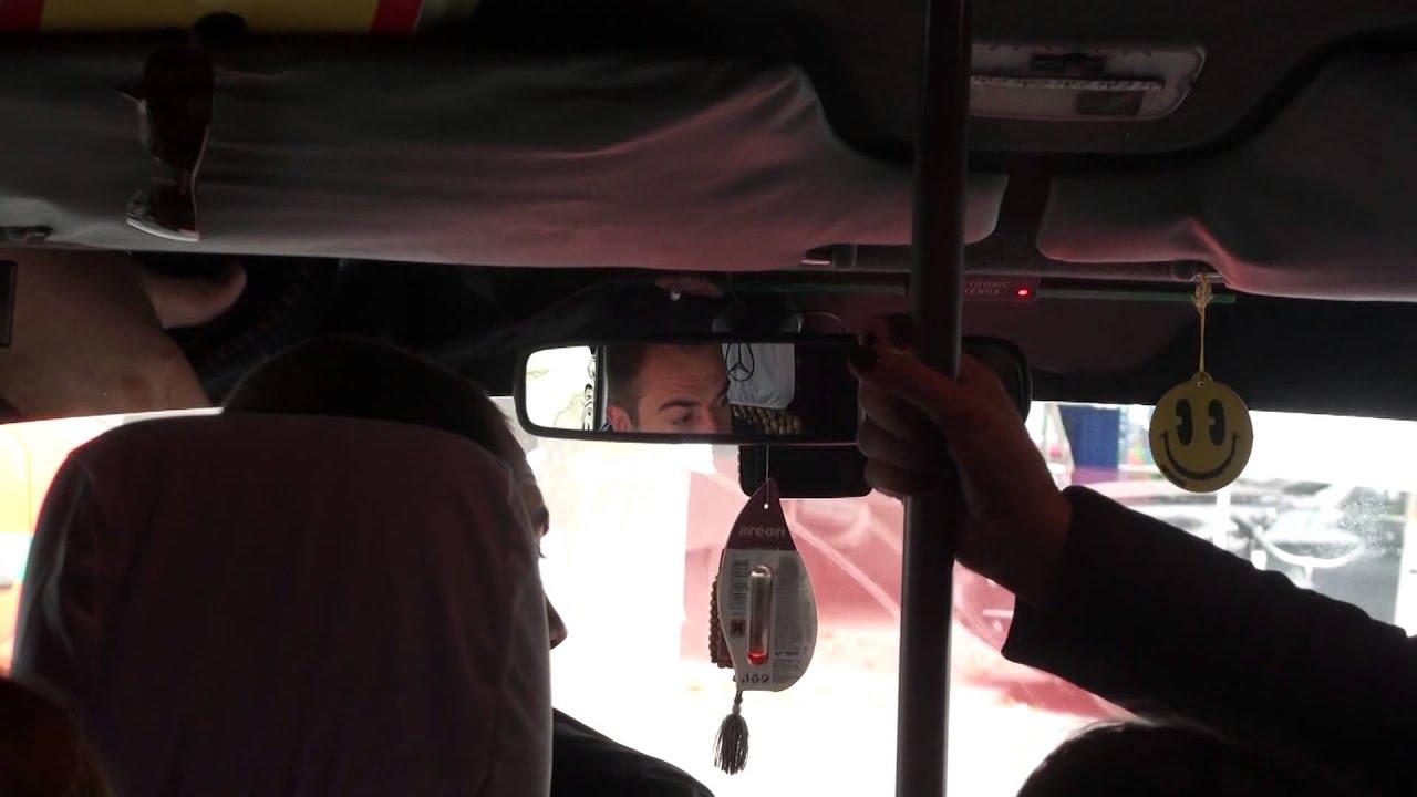 Manele românești și rusești în transportul public