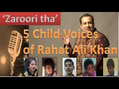 'Zaroori tha'- 5 Child Voices  of...