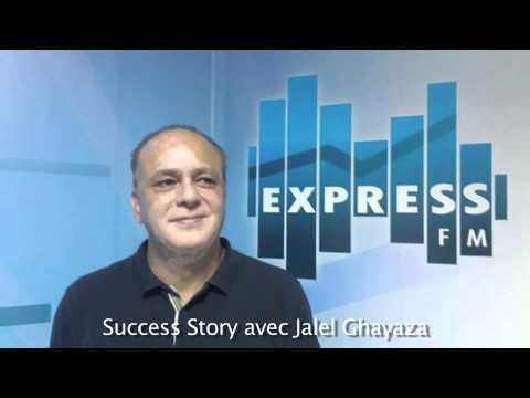 Express FM Tunis Success Story Jalel Ghayaza Delice
