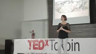 Le Cinema Instrument de Progrès et de Paix   Marion Poizeau   TEDxTokoin