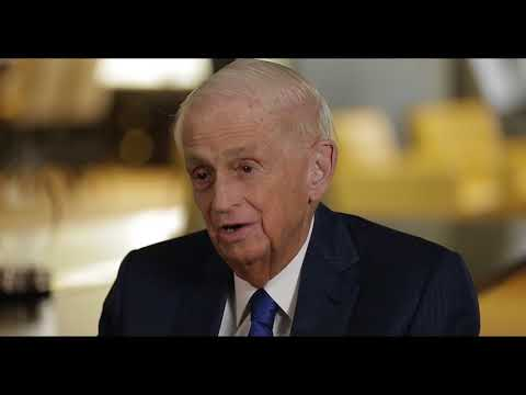 J. W. Marriott Jr. Honored By The National Maritime Historical Society