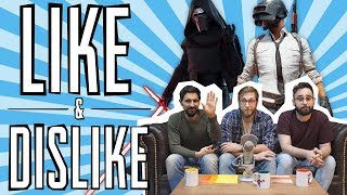 LIKE & DISLIKE: Star Wars Battlefront II, PlayerUnknown's Battlegrounds, Translator-san...