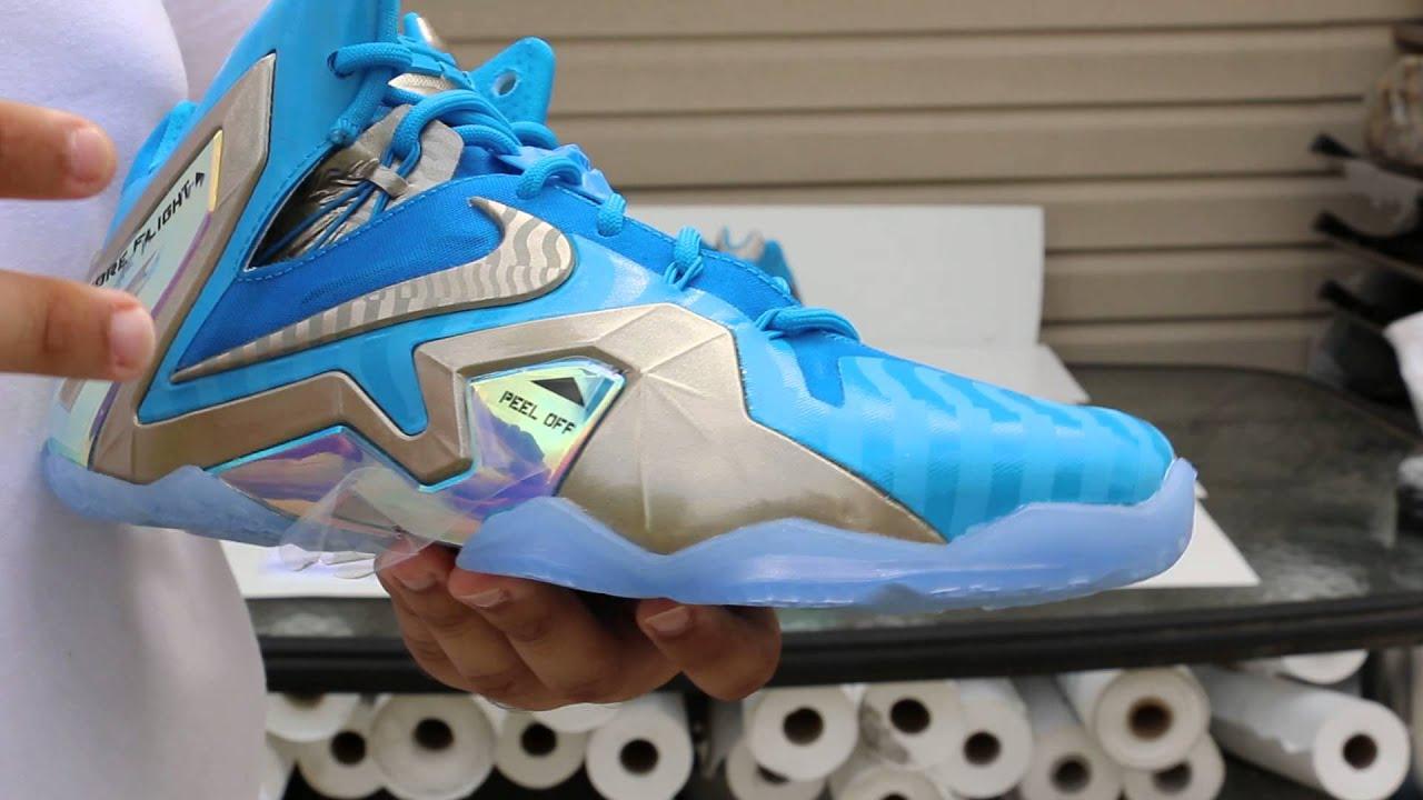 1e9b6d2889e3 Nike Lebron 11 Elite