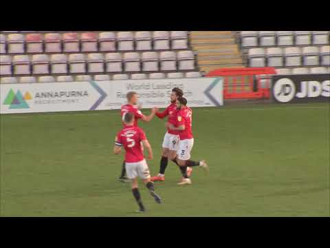 Morecambe Southend Goals And Highlights