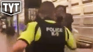 Media Caught Editing Police Brutality Video