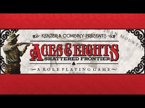 Aces & Eights | Character Gen