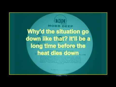 Temperature's Rising - Mobb Deep (karaoke)