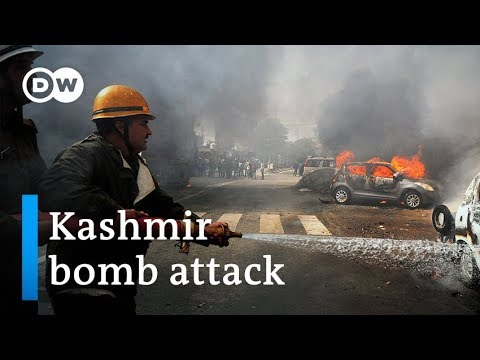 Bomb attack in Kashmir: What will be Modi's 'befitting reply?' | DW News