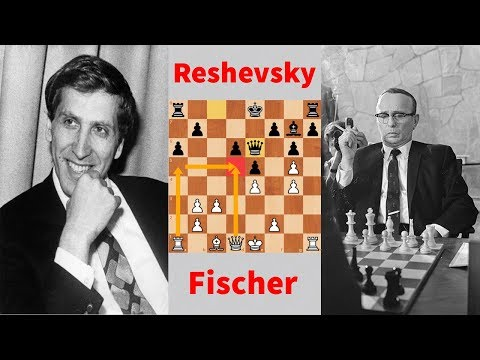 Fischer's Underrated Technique | Bobby Fischer vs. Samuel Reshevsky, 1962 U.S. Championship