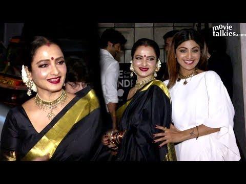 Rekha Still Looks More Beautiful Than Any Bollywood Actress thumbnail