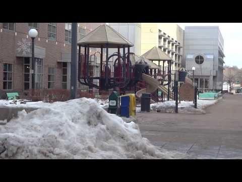 My city in USA-(IA)-Iowa city part (1)