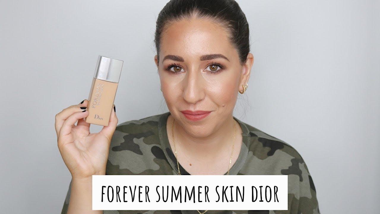 Forever SUMMER Skin DIOR | Primeras impresiones