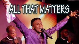 GUC - All That Matters ( Lyrics & Instrumental Video )