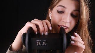 ASMR Hypnotic Brain Scratching & Gentle Breathing ~