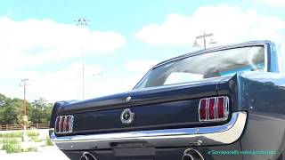 "1965 Ford Mustang 289 4-Speed ""A"" Code"
