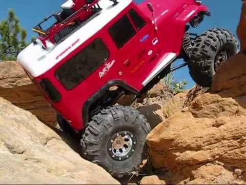 Rock crawling in Colorado Springs