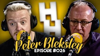 PETER BLEKSLEY   Undercover Detective, Met Police & Witness Protection   JHHP #26