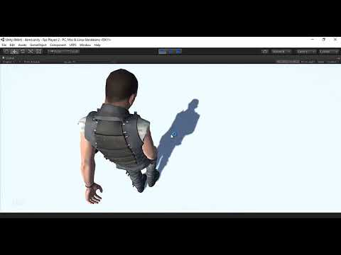 FPS Player unity asset (comming soon)