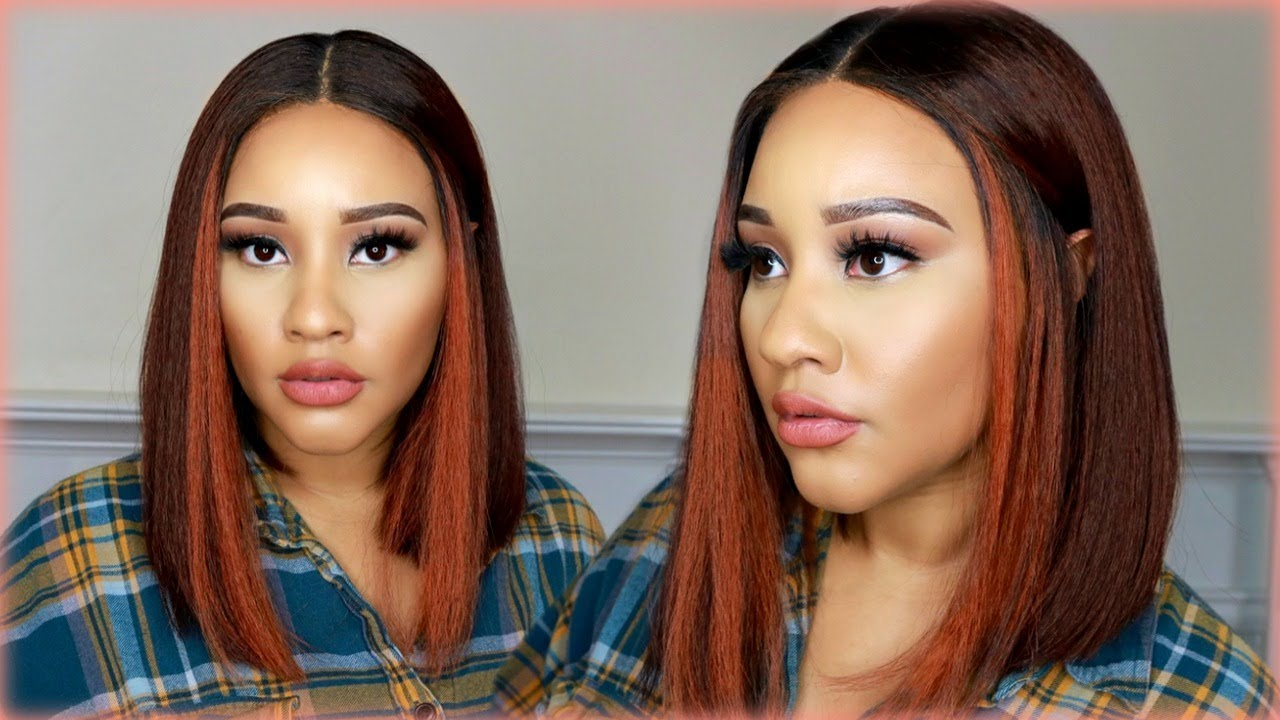 """Better than the OG? 🤔  Outre Annie Bob 12"""" 