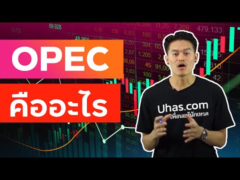 OPEC คืออะไร - การเงินวันละคำ EP. 66