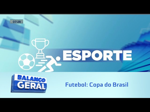 Futebol: Copa do Brasil
