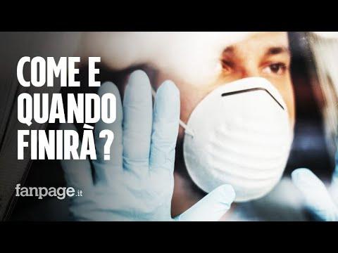 Lo studio USA sul Coronavirus, i tre possibili scenari: come e quando potrebbe finire la pandemia