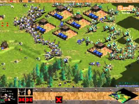 Chimsedinang vs Biaxian Shang  trận 02